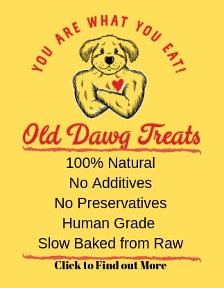 Old Dawg All Natural Dog Treats