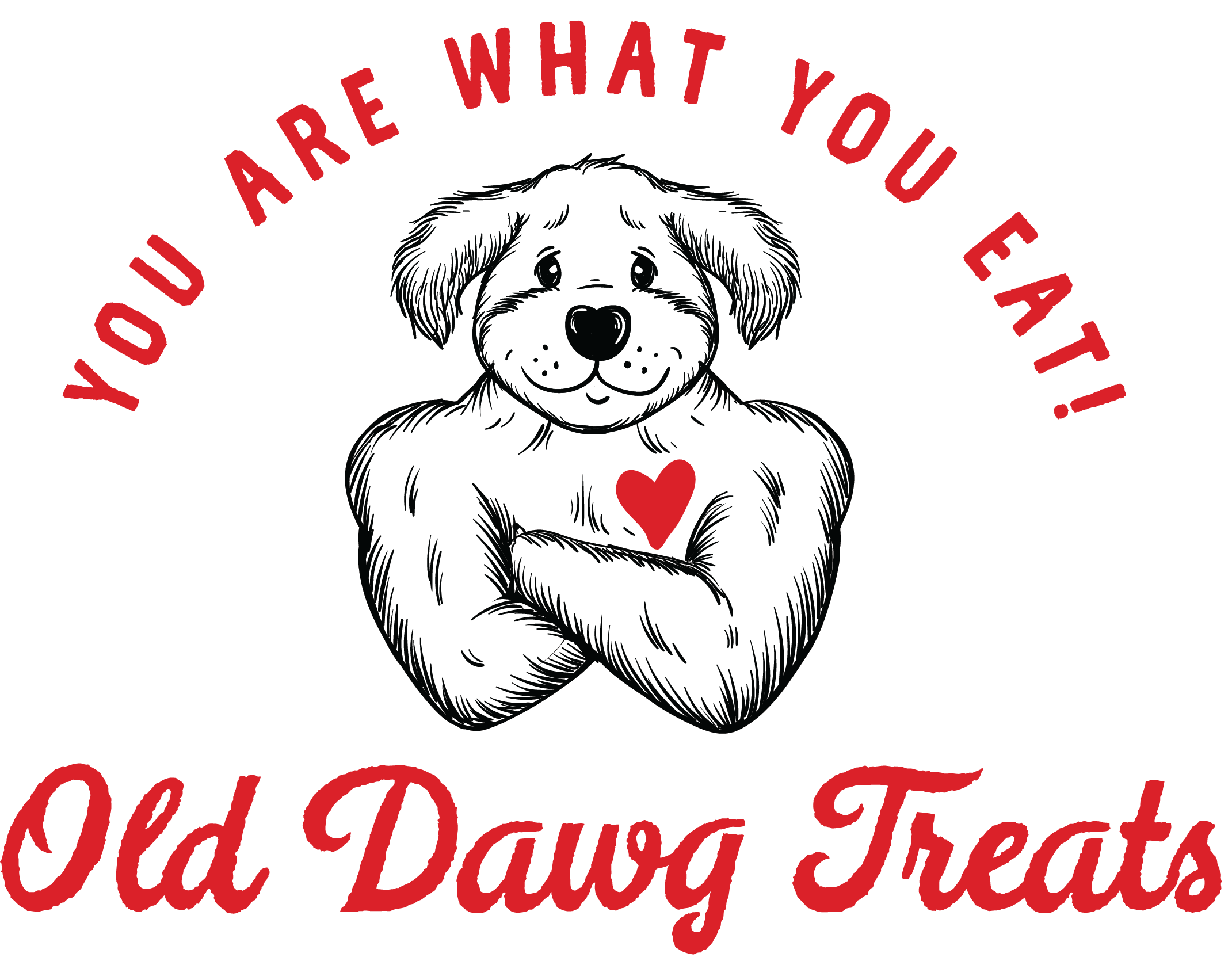 Old Dawg Healthy Dog Treats